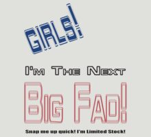 Next Big Fad -Girls by OurKev