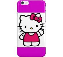 Hello kitty iPhone 5c case  iPhone Case/Skin
