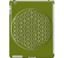 Flower of Life #1 iPad Case/Skin