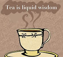 Liquid Wisdom by francesrosey