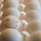 Very Happy Egg by BigRPhoto