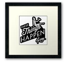 TTH Framed Print