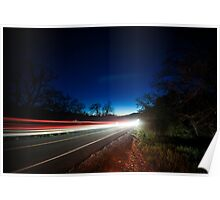 I Drove All Night Poster