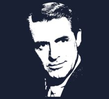 CARY GRANT-ICONIC by OTIS PORRITT