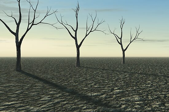 Environmental Disaster by dmark3