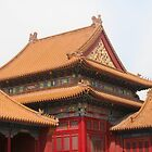 Winter Palace, Forbidden City, Beijing by John  Lambert