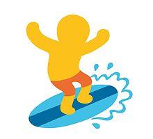 Surfer Google Hangouts / Android Emoji by emoji