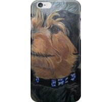 Mandy - Terrier Mix Commission iPhone Case/Skin