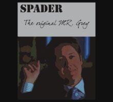 James spader - The Original Mr Grey by digitallyocd