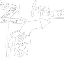 Finer Things by James Pither