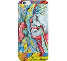 VIVID BIRDS OF A FEATHER iPhone Case/Skin