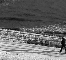 la Promenade by Bern McAllister