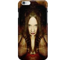 Longing to be here iPhone Case/Skin