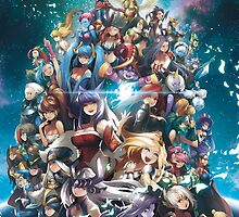 Galaxy - League of legends by MindxCrush