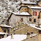 Mountain Village by Peter Stratton