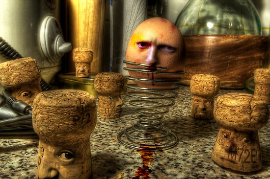 Eggsecution VIII - The Cork Uprising by craig sparks