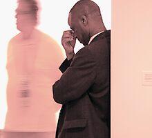 MOMA guard by garryr