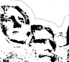 Rushmore Sticker