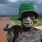ONE FACE OF AFRICA by Michael Sheridan