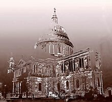 St Paul's Cathedral, London by A90Six