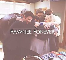 Pawnee Forever by 23KNIVES