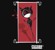 PSYCHO LEGACY T-SHIRT 4 by Gavin  North