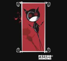 PSYCHO LEGACY T-SHIRT 4 by Gavin  North