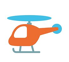 Helicopter Google Hangouts / Android Emoji by emoji