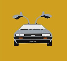 Back To The Future 'Roads'  by Hello I'm Nik