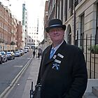 Westminster Information gentleman by Keith Larby