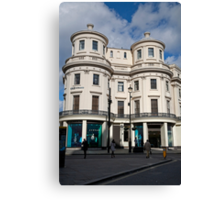 Jigsaw store in The Strand London Canvas Print
