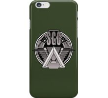 Stargate Command iPhone Case/Skin