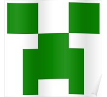 Minecraft (green) Poster