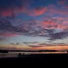 Sunset in Tofino by Brendan Schoon