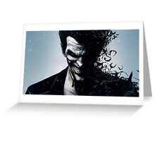Batman - The Joker Greeting Card
