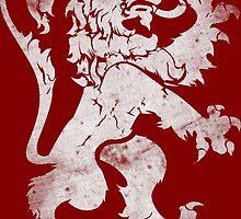 Heraldic Lion by avbtp