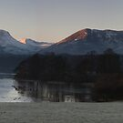 Derwent Water from Crow park by Rich Gale