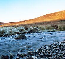 River by Eddy Charlton