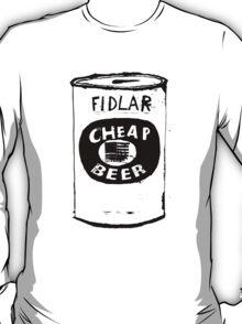 Fidlar Cheap Beer T-Shirt