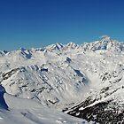 Mt Blanc by Peak Photographics