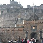 Edinburgh Castle by Stacey Vincent
