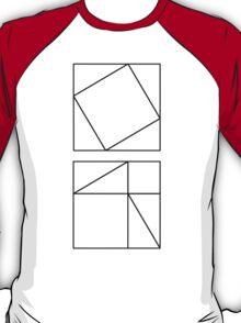 Pythagoras's Theorem T-Shirt
