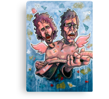 Bret and Jemaine Canvas Print