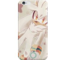 Silver the Hedgehog (Sonic the Hedgehog) iPhone Case/Skin