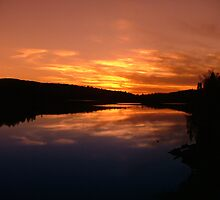 Algonquin Sunset by reefer