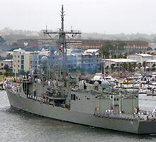 Ahoy by Ragamuffin