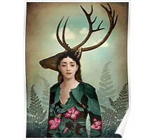 Forest Warrior Poster