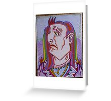 chief nu-sense Greeting Card