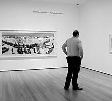Gun in MOMA by garryr