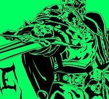 Lich King by GraphXninja